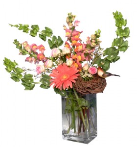 Early Spring Morning - Flower Arrangement