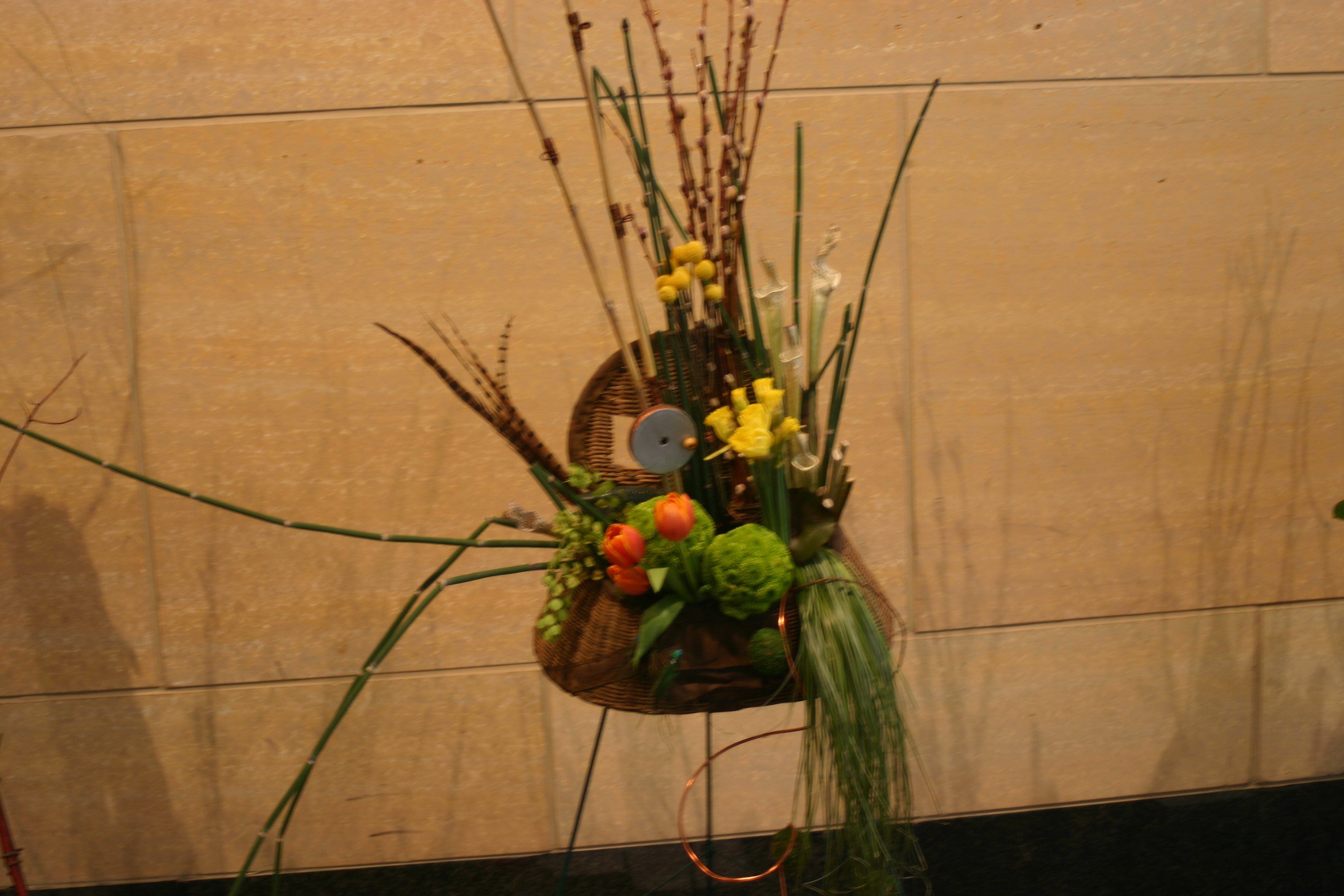 Photos from the great lakes floral expo fisherman floral design theme izmirmasajfo Choice Image