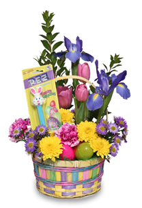 Easter Flowers For Kids