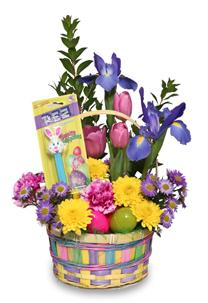 Easter Flowers For Kids