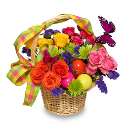 Kids Easter Flowers for Spring