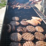 Now that's grillin!