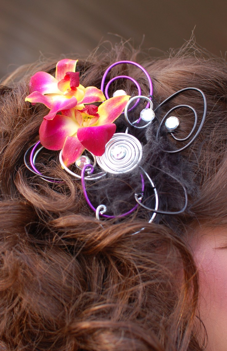 Trendy Prom Hair Accessory