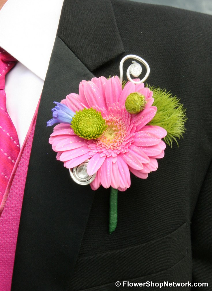 Prom Boutonniere