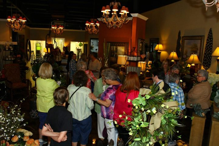 Flowers & Home Open House in Bryant AR