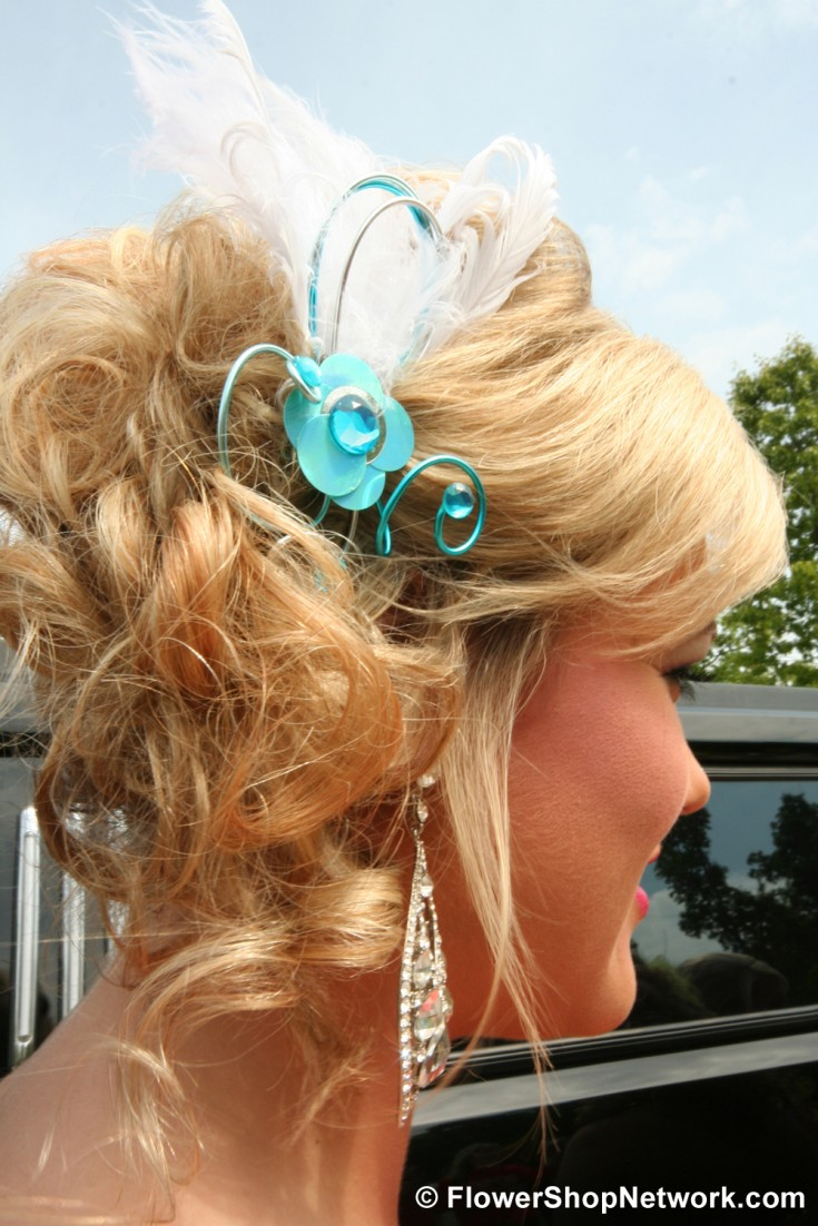 Prom Hair Accessory
