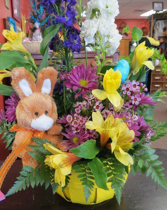 Platte Flower Shop, Platte SD