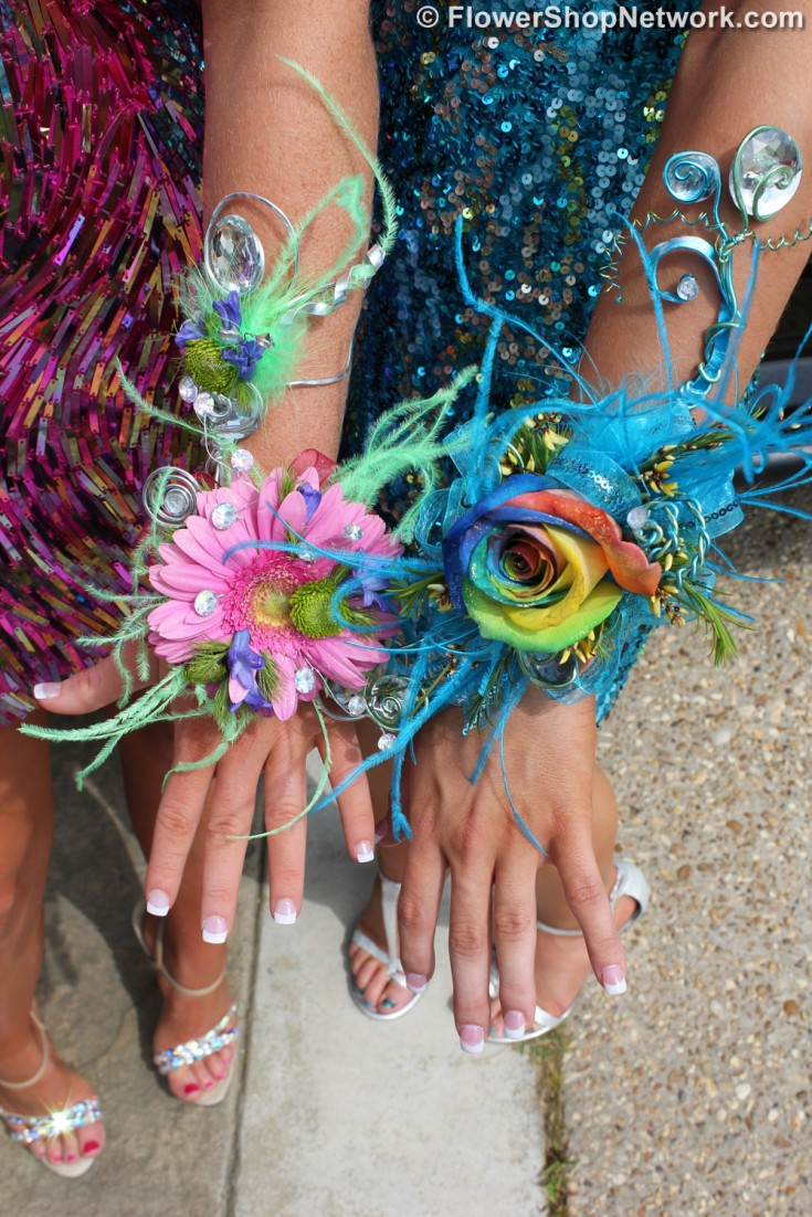 2012 Prom Corsages