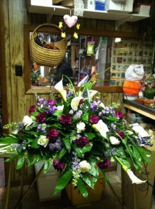 Swannanoa Flowers, Swannanoa NC