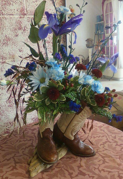 Cottage Flowers, Pasadena TX
