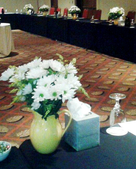 Flowers For Business Meetings