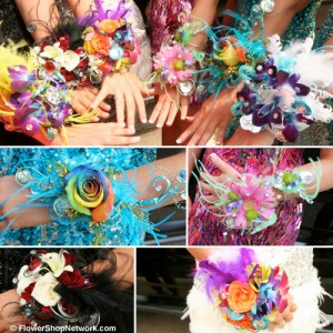 Prom Corsage Inspiration