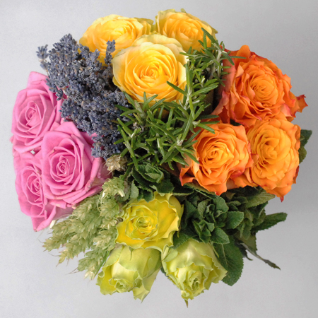 2012 Summer Olympics Bouquet