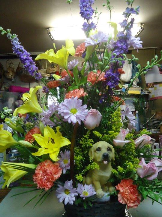 Terrie's Floral Shop, Crestview FL