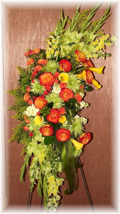 Funeral Flowers by MaryJane Flowers & Gifts, Berlin NJ