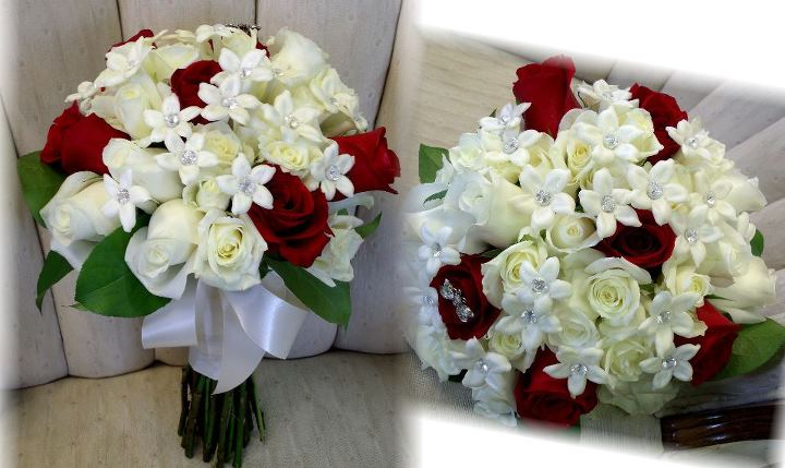 Wedding Bouquet by Maryjane's Flowers & Gifts