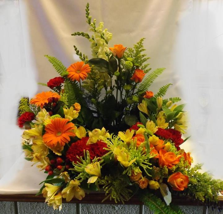 MaryJane's Flowers & Gifts - Cremation Flowers