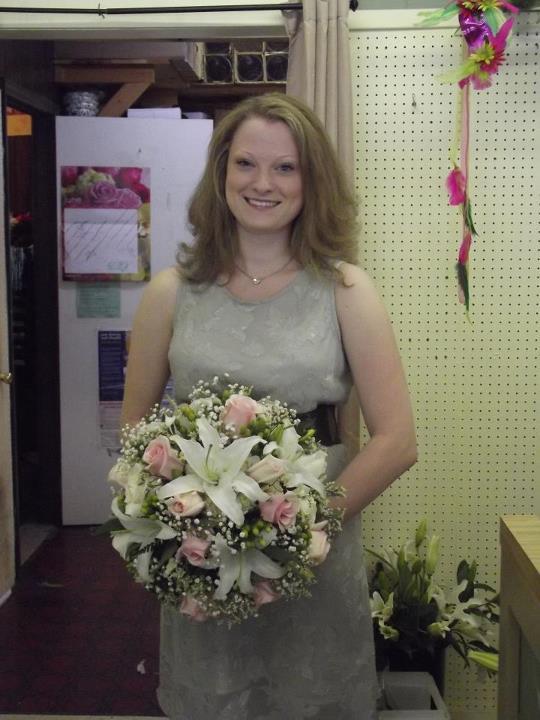 Old Dominion Florist, Bridal Bouquet