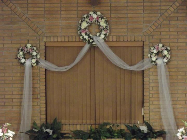 Old Dominion Florist - Wedding Pictures