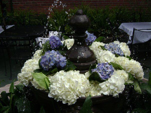 Wedding flowers by Swannanoa Flower Shop, Swannanoa NC