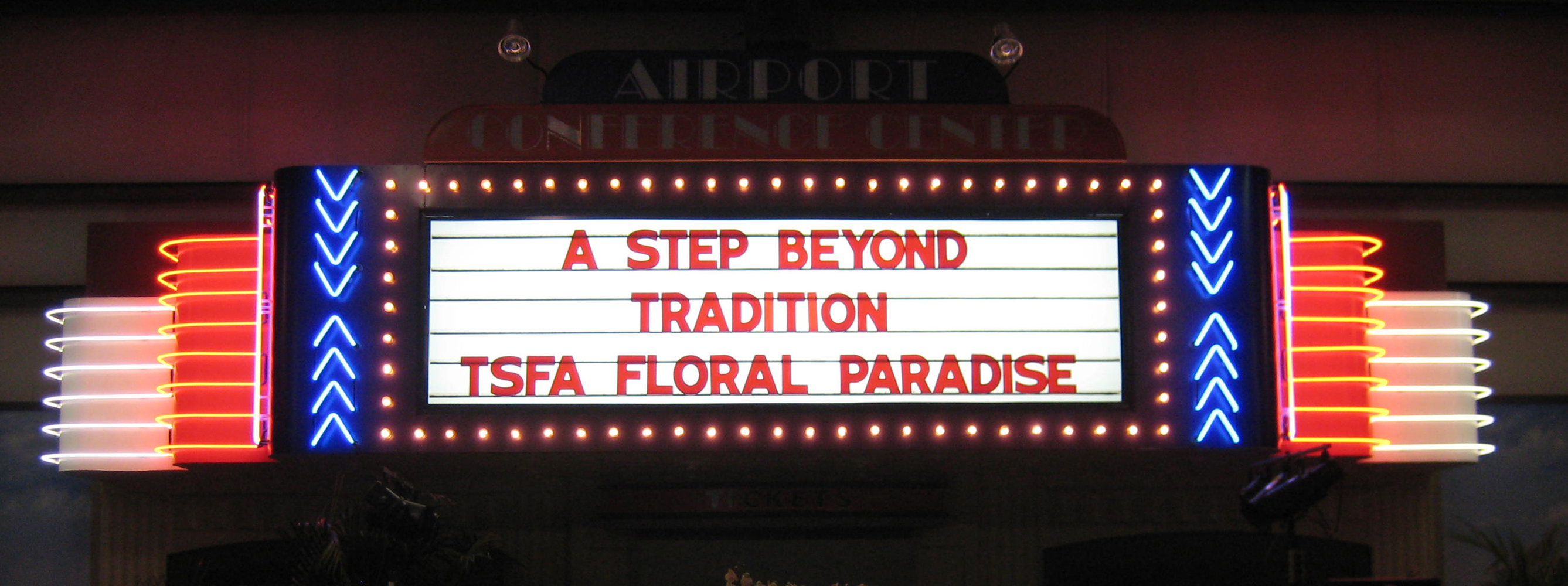 Texas State Florist Association's Annual Convention