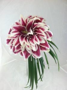 Composite bouquet by True Colors Artistry, Springfield IL