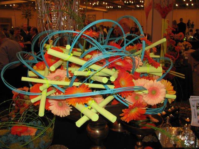 Interesting Floral Design, AIFD 2012 Symposium