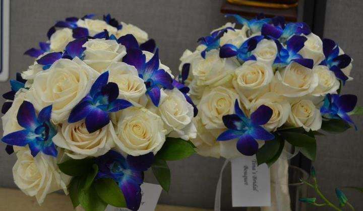 Wedding bouquets by Monday Morning Flower Co, Princeton NJ