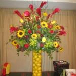 Sorority Flowers by TCU Florist, Fort Worth TX