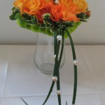 Wedding Bouquet Entry for the Mid American Cup by Tina Davis, Illinois