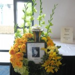 Memorial Flowers Entry for the Mid American Cup by Sherri Cyre, Kansas
