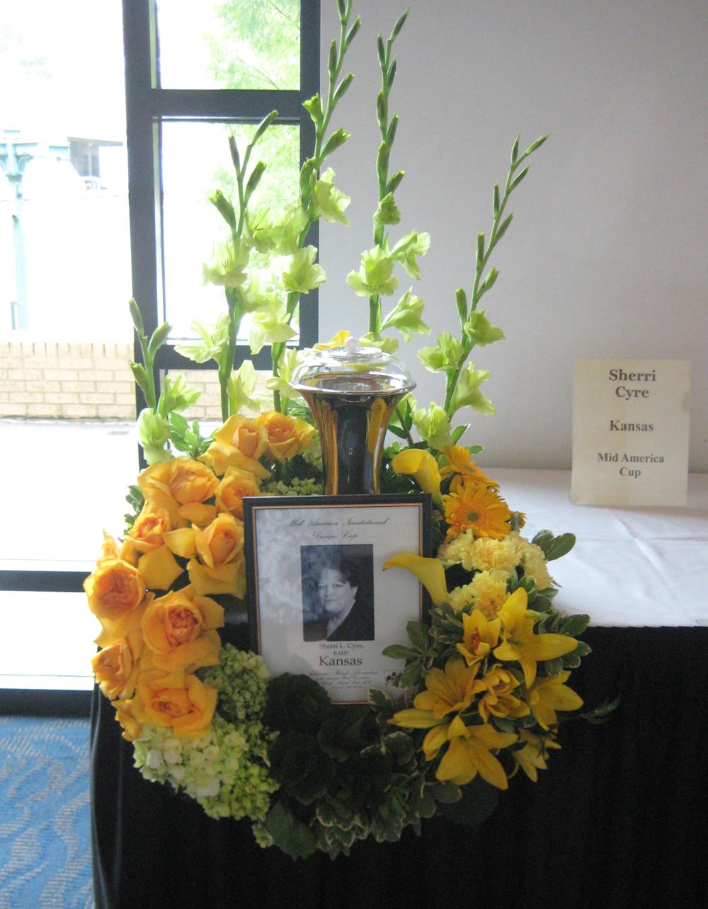 Fsn At The 2012 Arkansas Florist Association Convention