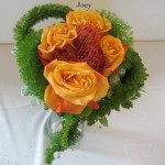 Wedding Bouquet Entry for the Mid American Cup by Joey Landry, Mississippi