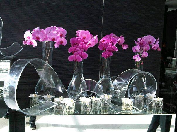 Hotel flower display by Bliss Flowers, Jagna, Bohol, Philippines