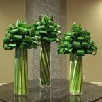 Lobby flowers by Crossroads Florist in Mahwah NJ