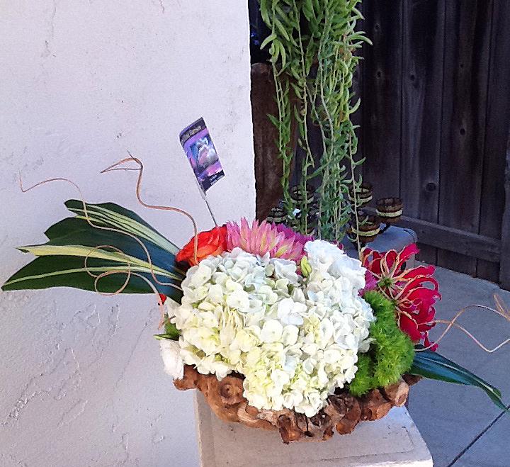 Fireman Sympathy Tribute Flowers