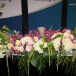 Flower Shop Network Booth Flowers at the Tennessee State Florist Convention Trade Show