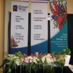 Flower Shop Network Booth at the Tennessee State Florist Convention