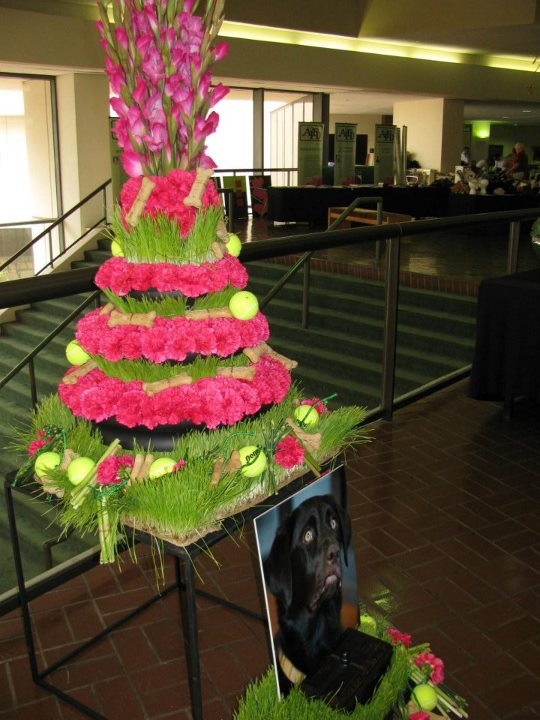 Funeral Flowers for Dogs and other Pets