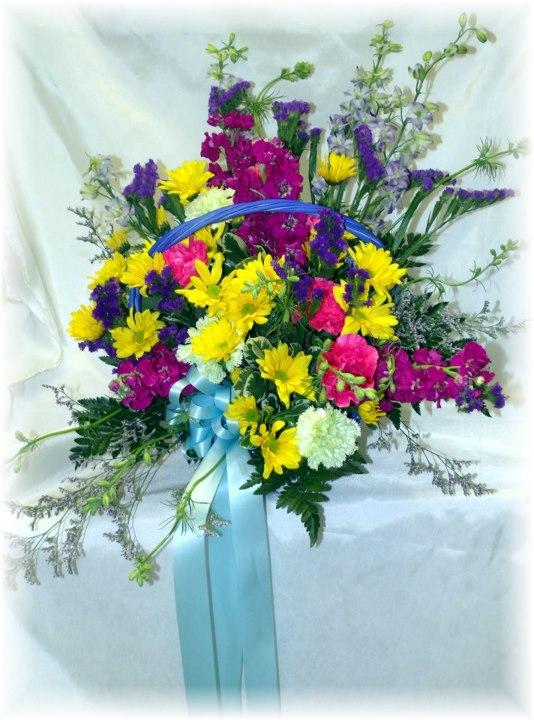 Funeral flowers by Maryjanes Flowers, Berlin NJ