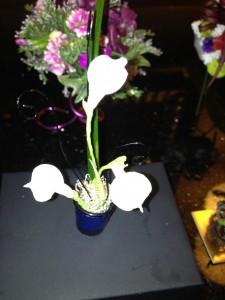 Miniature Flower Arrangement