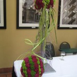 Flowers at the North Carolina State Florist Convention