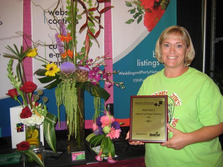 Tammy Martens, Oklahoma Cup Winner