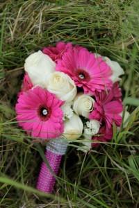 Trendy Wedding Bouquet by Petals Plus, Mayerthorpe, AB CA