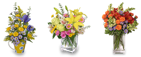 September Birthday Flowers