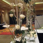 Unique Anthurium Designs at the Tennessee State Florist Convention