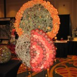 Unique designs at the Tennessee State Florist Convention