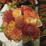 Creative Wedding Bouquet at the Tennesee State Florist Convention 2012