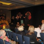 Design Presentation at the Tennesee State Florist Convention 2012