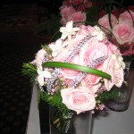 Bling Bling Wedding Bouquet Photo